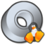 64x64px size png icon of Cdrom linux knoppix