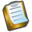 64x64px size png icon of Clipboard