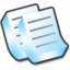 64x64px size png icon of Copy
