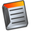 64x64px size png icon of Document rtf