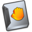 64x64px size png icon of Document shared