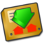 64x64px size png icon of Download manager