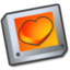 64x64px size png icon of Folder favourites