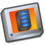 64x64px size png icon of Folder videos