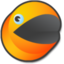 64x64px size png icon of Games pacman