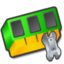 64x64px size png icon of Hardware settings