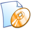 64x64px size png icon of Cd image
