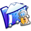 64x64px size png icon of Folder locked