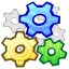 64x64px size png icon of Kcm system