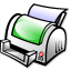 64x64px size png icon of Printer