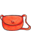 64x64px size png icon of kiki bag closed