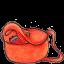 64x64px size png icon of kiki bag radio