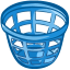 64x64px size png icon of trash basket