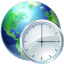 64x64px size png icon of Time Zones