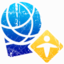 64x64px size png icon of iDisk Public