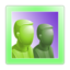 64x64px size png icon of Group Online