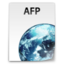 64x64px size png icon of AFP