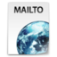 64x64px size png icon of Mailto