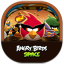 64x64px size png icon of angry birds space