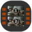 64x64px size png icon of movie studio