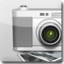 64x64px size png icon of ImageCapture White