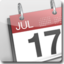 64x64px size png icon of iCal White