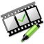 64x64px size png icon of film