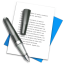64x64px size png icon of TextEdit