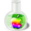 64x64px size png icon of Apple menu