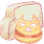 64x64px size png icon of Folder cat angry