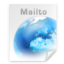 64x64px size png icon of Location Mailto
