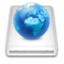 64x64px size png icon of Network File Server