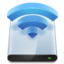 64x64px size png icon of wireless