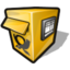 64x64px size png icon of email