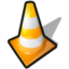 64x64px size png icon of videoLAN