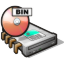 64x64px size png icon of virtual dvd drive