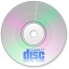 64x64px size png icon of Audio Disk