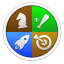 64x64px size png icon of Game Center