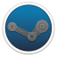 64x64px size png icon of Steam