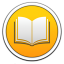 64x64px size png icon of iBooks