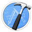64x64px size png icon of intal Xcode