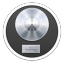 64x64px size png icon of Logic Pro X