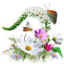 64x64px size png icon of Flowers Wildflowers