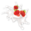 64x64px size png icon of Fruits Strawberries