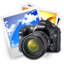 64x64px size png icon of Pictures Canon