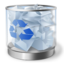 64x64px size png icon of Recycle Bin full