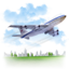64x64px size png icon of Travel Airplane