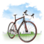 64x64px size png icon of Travel Bicycle