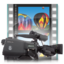 64x64px size png icon of Videos 2