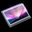 64x64px size png icon of Folder Desktop